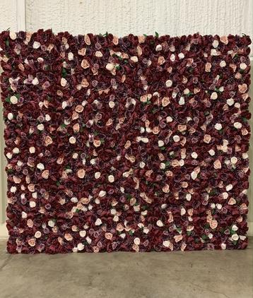 Genesis Flower Wall