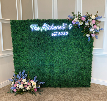 Hedge Wall Rental