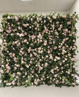 Miss Dulce Flower Wall